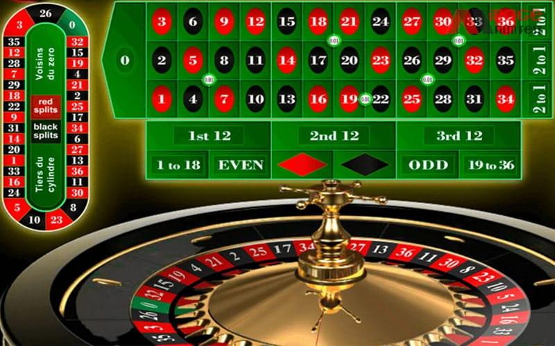 Mengenal Dasar Permainan Judi Casino Online, Roulette Online