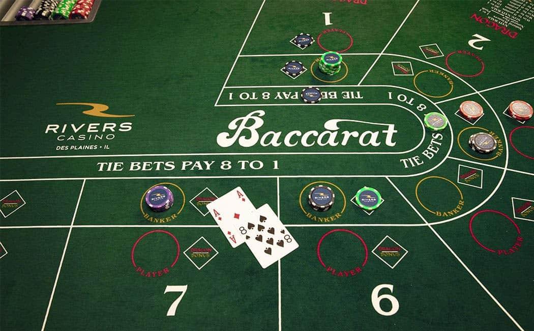 Judi Baccarat Online Cukup Mudah Untuk Dimainkan